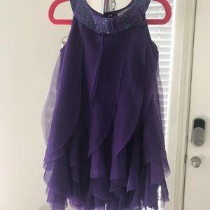 Other - Purple dress 4t